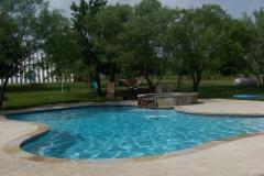 Modern Pool 7