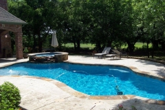 Modern Pool 48