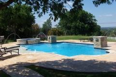 Modern Pool 76