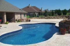 Modern Pool 86